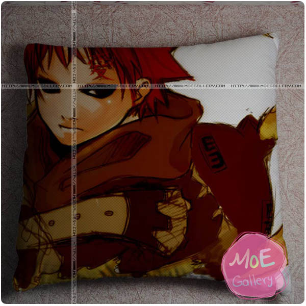 Naruto Gaara Throw Pillow Style H