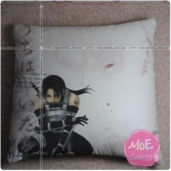 Naruto Itachi Uchiha Throw Pillow Style B
