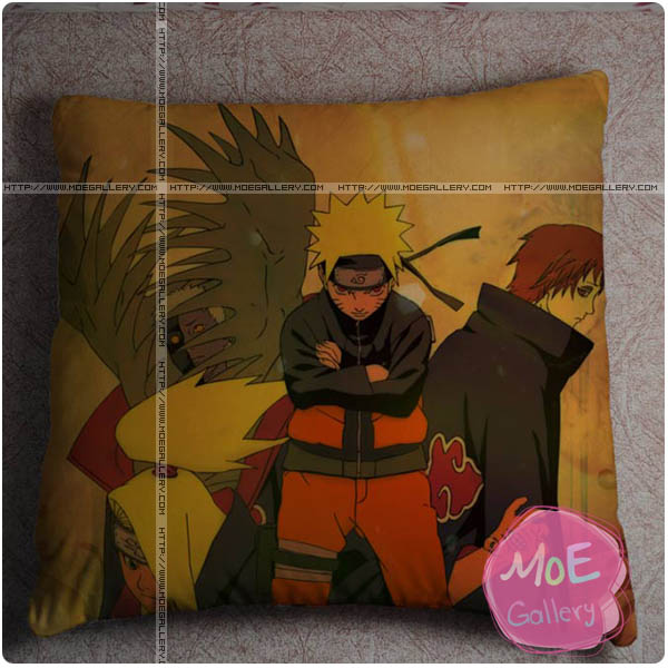 Naruto Naruto Uzumaki Throw Pillow Style K