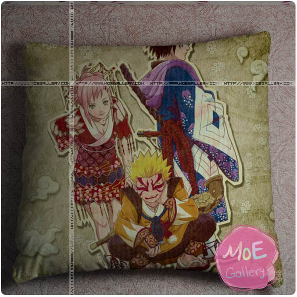 Naruto Sakura Haruno Throw Pillow Style A