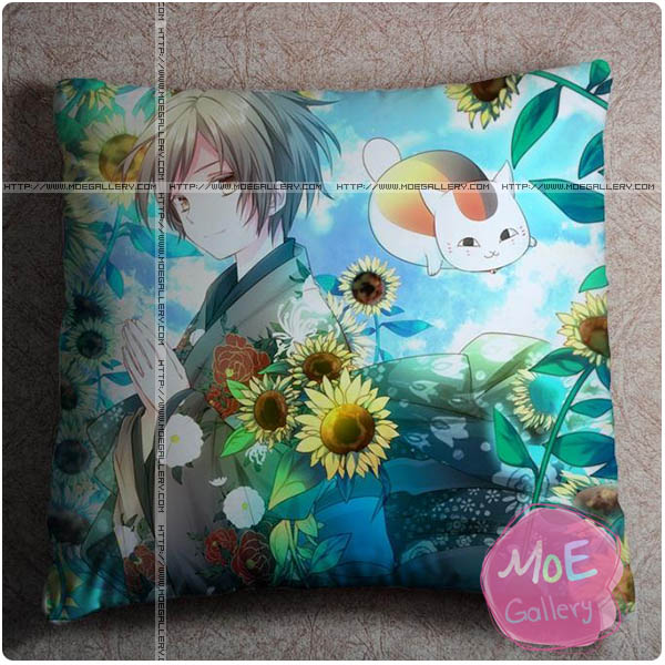 Natsumes Book Of Friends Madara Throw Pillow Style B