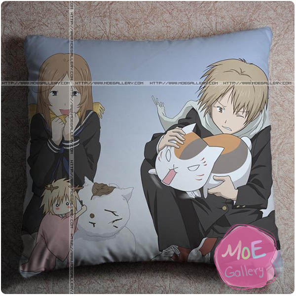 Natsumes Book Of Friends Madara Throw Pillow Style C