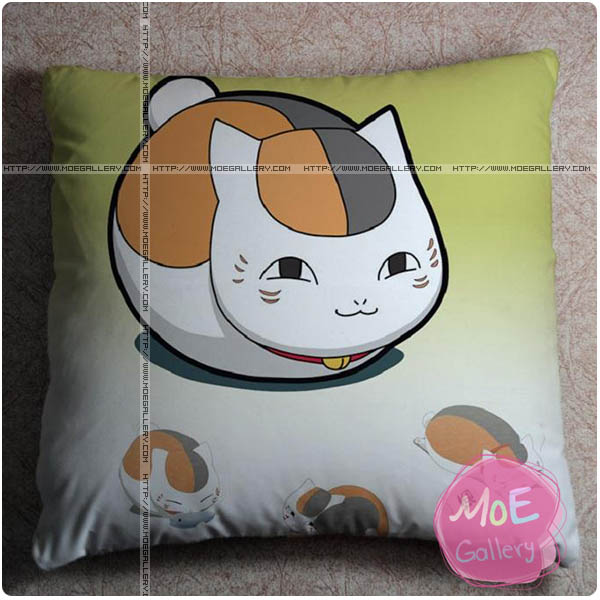 Natsumes Book Of Friends Madara Throw Pillow Style E