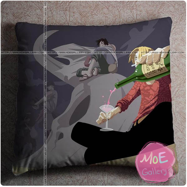 One Piece Sanji Throw Pillow Style B