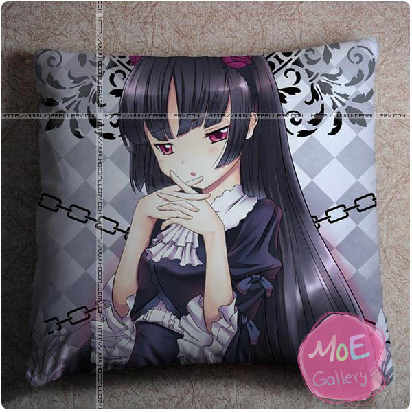 Ore No Imoto Ga Konna Ni Kawaii Wake Ga Nai Ruri Goko Throw Pillow Style D
