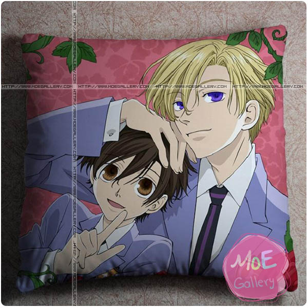 Ouran High School Host Club Tamaki Suou Throw Pillow Style A