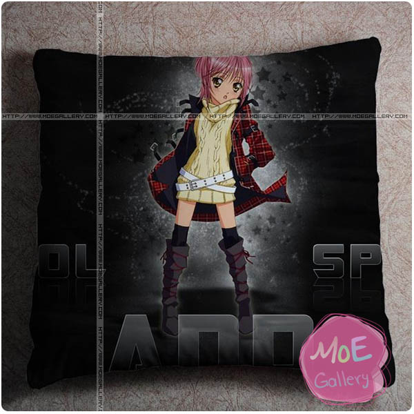 Shugo Chara Amu Hinamori Throw Pillow Style D