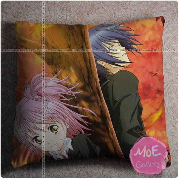 Shugo Chara Ikuto Tsukiyomi Throw Pillow Style A