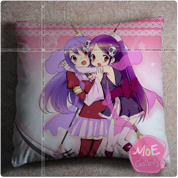 The World God Only Knows Elucia De Rux Ima Throw Pillow Style C