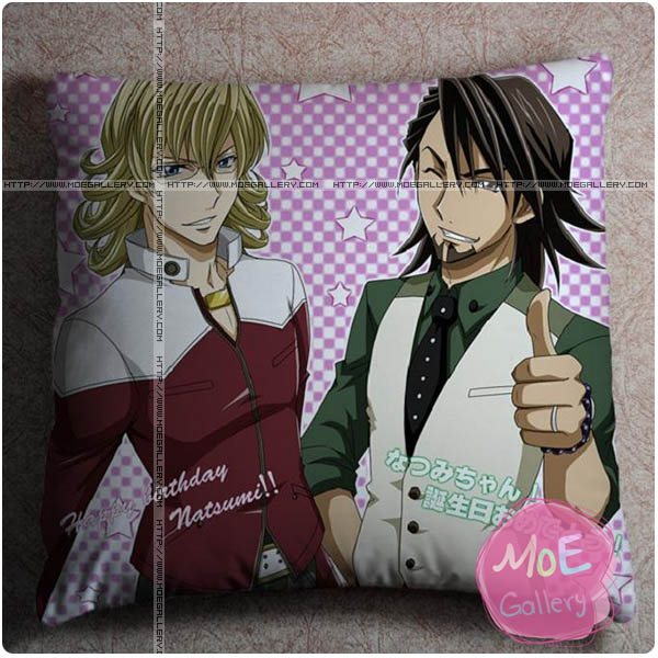 Tiger and Bunny Barnaby Brooks Jr Throw Pillow Style B