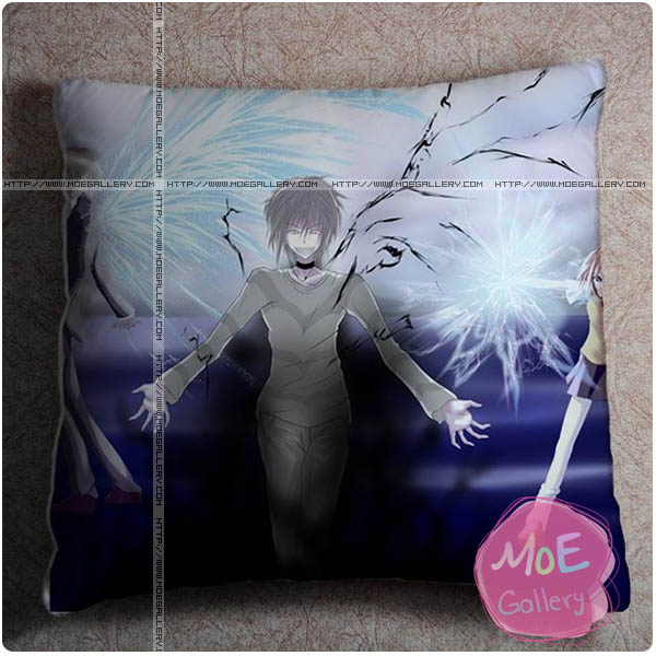 Toaru Majutsu No Index Accelerator Throw Pillow Style A