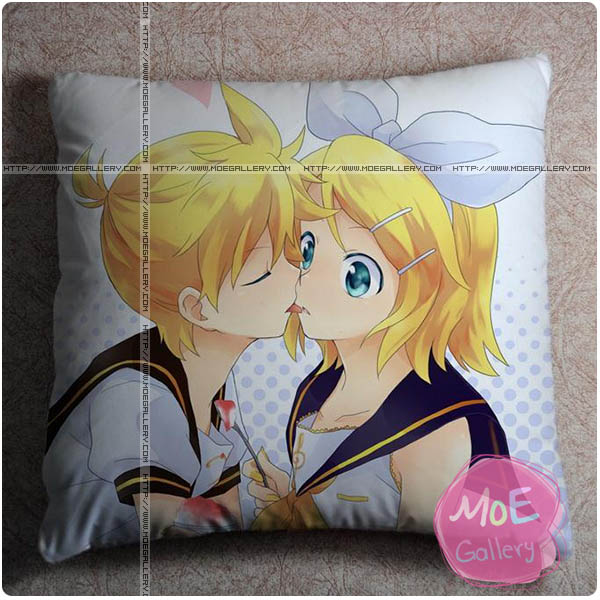 Vocaloid Kagamine Len Throw Pillow Style A