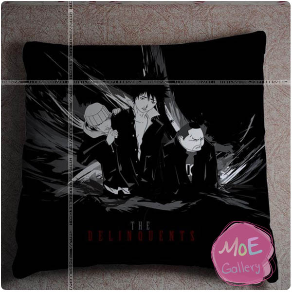 Air Gear Onigiri Throw Pillow Style A