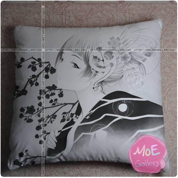 Air Gear Simca Throw Pillow Style A