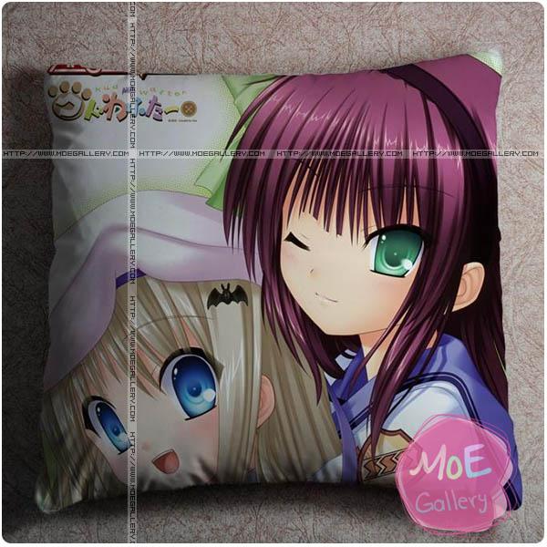 Angel Beats Kanade Tachibana Throw Pillow Style A