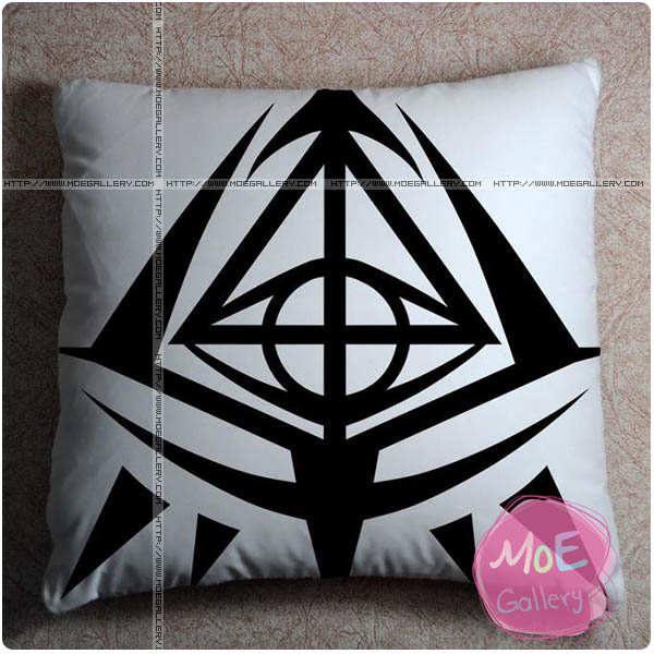 Aria The Scarlet Ammo Aria Holmes Kanzaki Throw Pillow Style A
