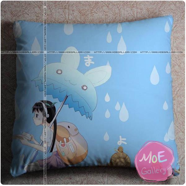 Bakemonogatari Mayoi Hachikuji Throw Pillow Style A