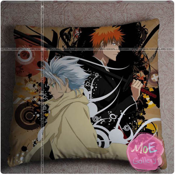 Bleach Ichigo Kurosaki Throw Pillow Style B