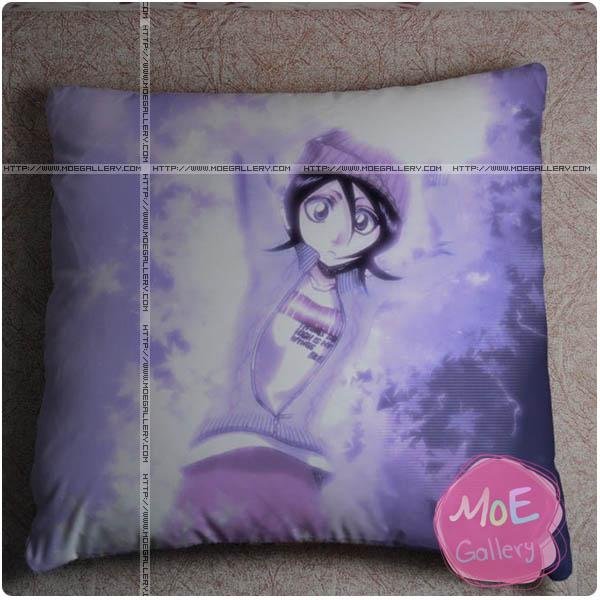 Bleach Rukia Kuchiki Throw Pillow Style A
