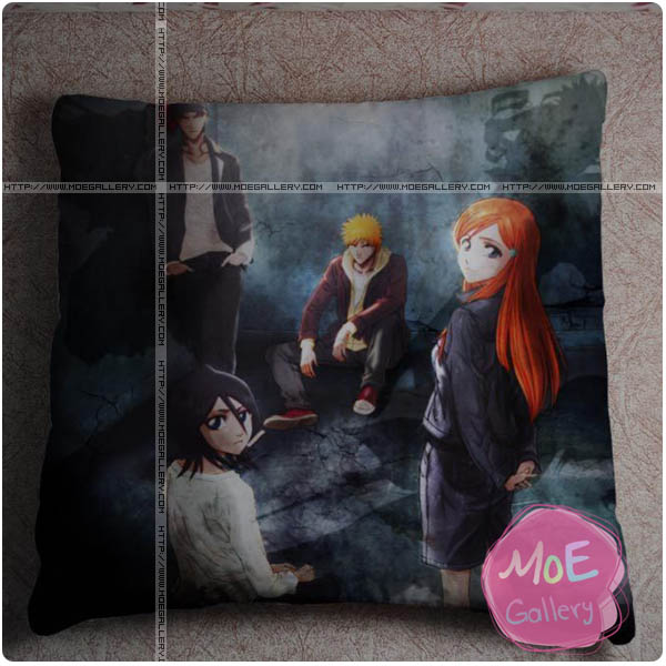 Bleach Rukia Kuchiki Throw Pillow Style B