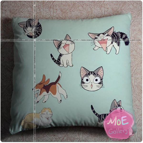 Chis Sweet Home Chi Throw Pillow Style B