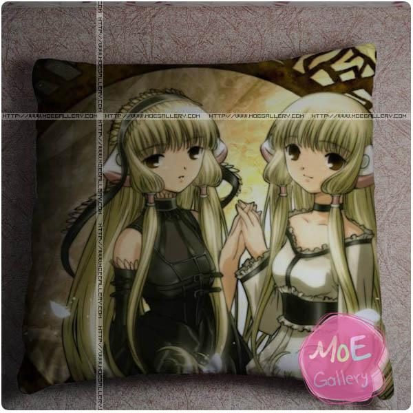 Chobits Freya Throw Pillow Style A