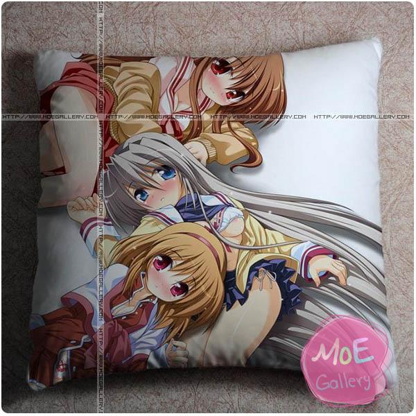 Clannad Fuko Ibuki Throw Pillow Style B