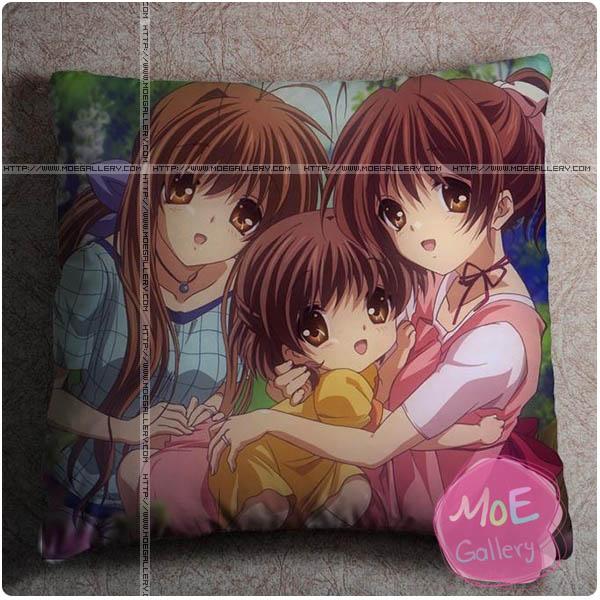 Clannad Nagisa Furukawa Throw Pillow Style C