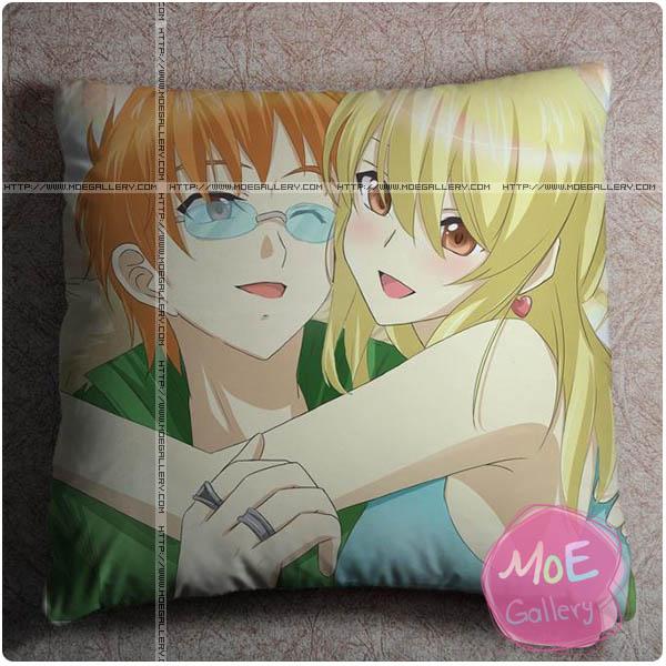 Fairy Tail Lucy Heartfilia Throw Pillow Style A