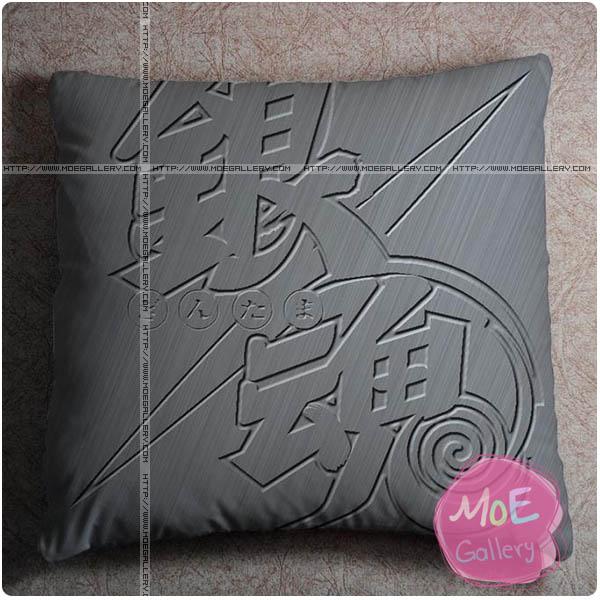 Gintama Gintama Throw Pillow Style A