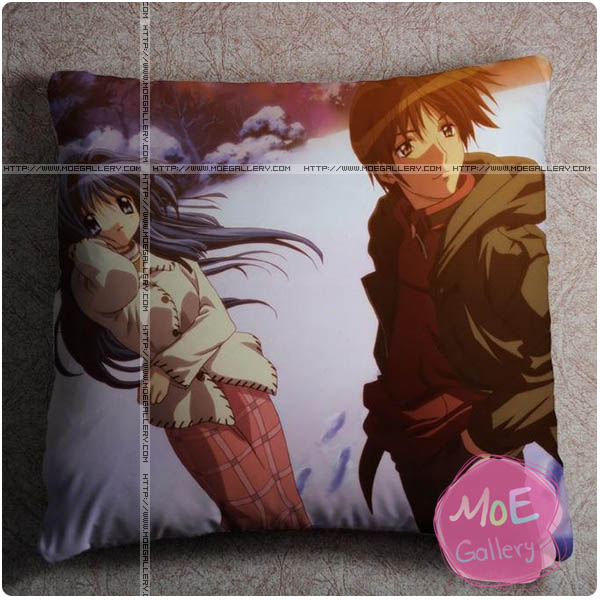 Kanon Akiko Minase Throw Pillow Style A Covers Kanon 1 15 00 Moegallery