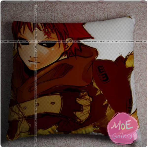 Naruto Gaara Throw Pillow Style H Covers Naruto 15 15