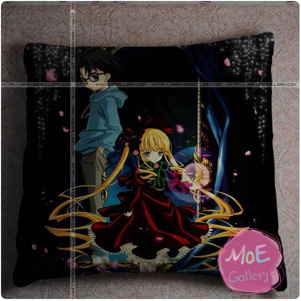 Rozen Maiden Jun Sakurada Throw Pillow Style A
