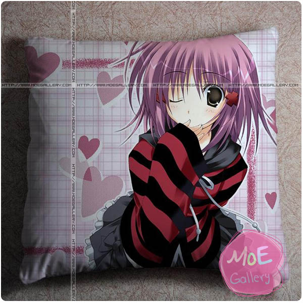 Shugo Chara Amu Hinamori Throw Pillow Style B