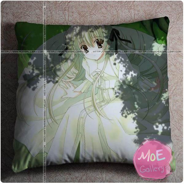 Yosuga No Sora Sora Kasugano Throw Pillow Style E