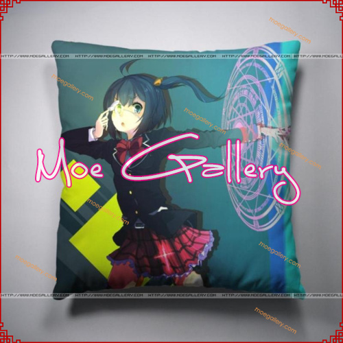 Chu-2 Rikka Takanashi Throw Pillow 18