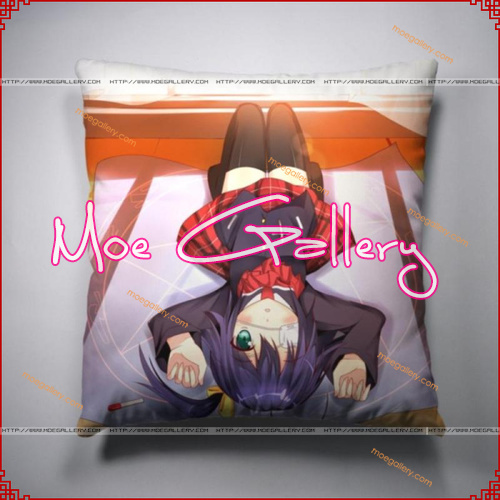 Chu-2 Rikka Takanashi Throw Pillow 20