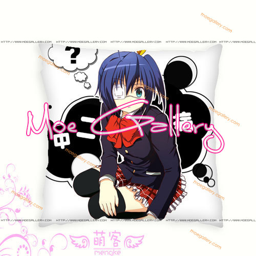 Chu-2 Rikka Takanashi Throw Pillow 23
