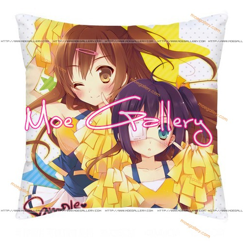 Chu-2 Rikka Takanashi Throw Pillow 31