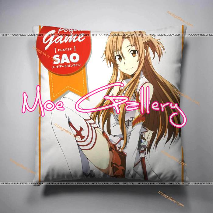 Sword Art Online Asuna Throw Pillow 03