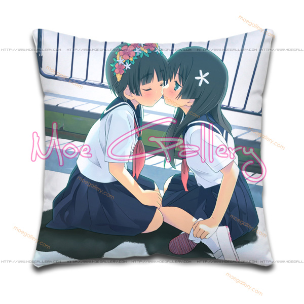 A Certain Scientific Railgun Kazari Uiharu Throw Pillow 01