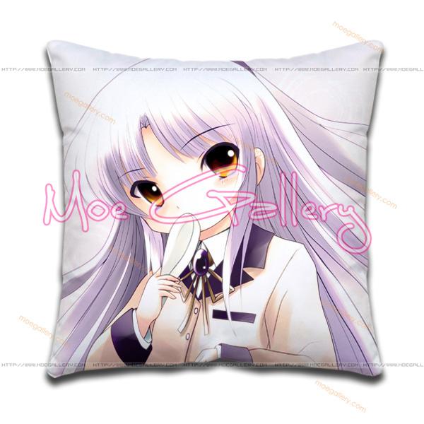 Angel Beats Tachibana Kanade Throw Pillow 04
