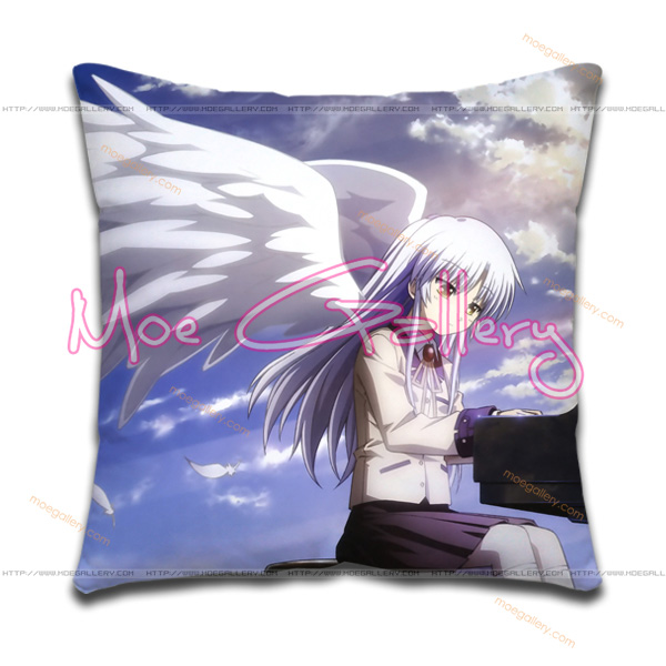 Angel Beats Tachibana Kanade Throw Pillow 05