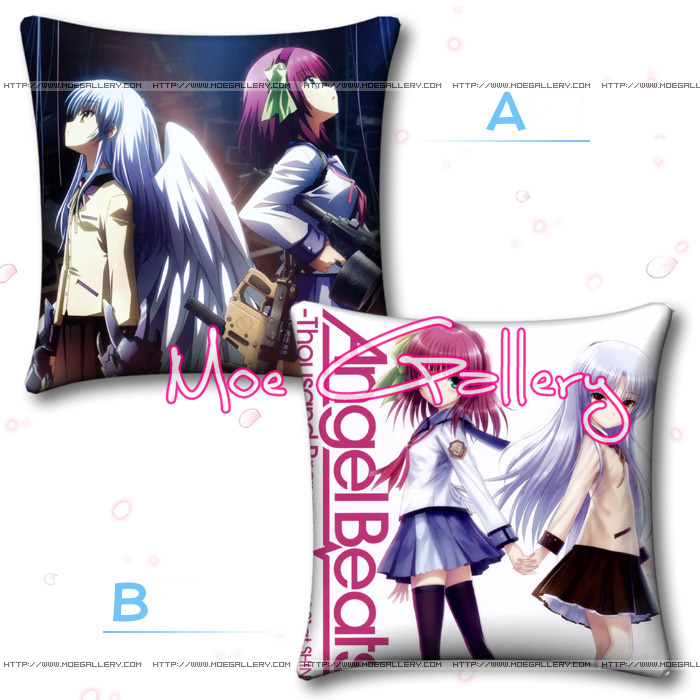 Angel Beats Tachibana Kanade Throw Pillow 08