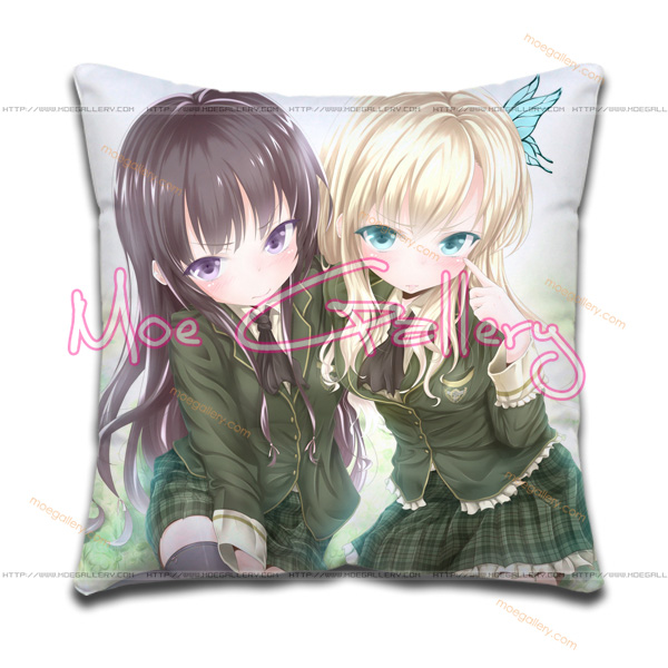 I Have Few Friends Yozora Mikazuki Throw Pillow 01