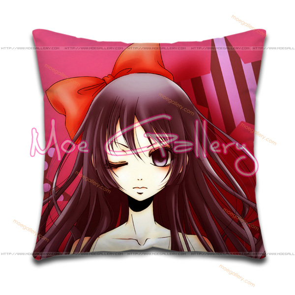 K-On Mio Akiyama Throw Pillow 07