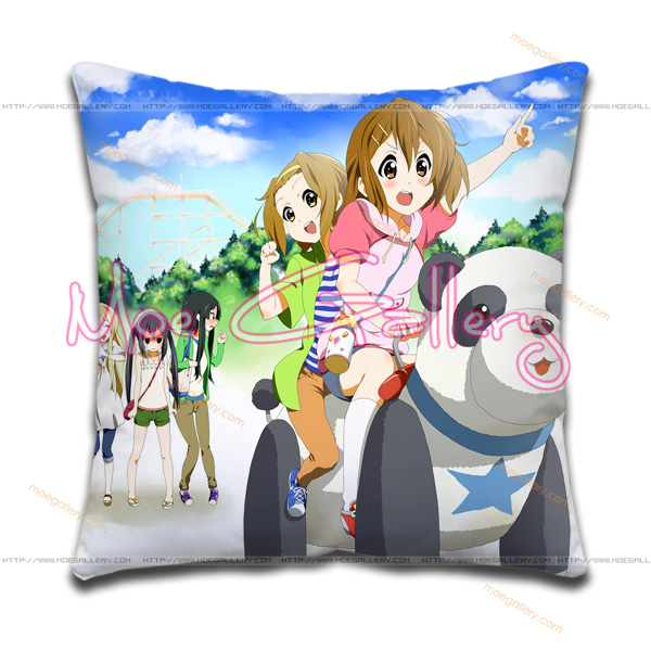 K-On Ritsu Tainaka Throw Pillow 03