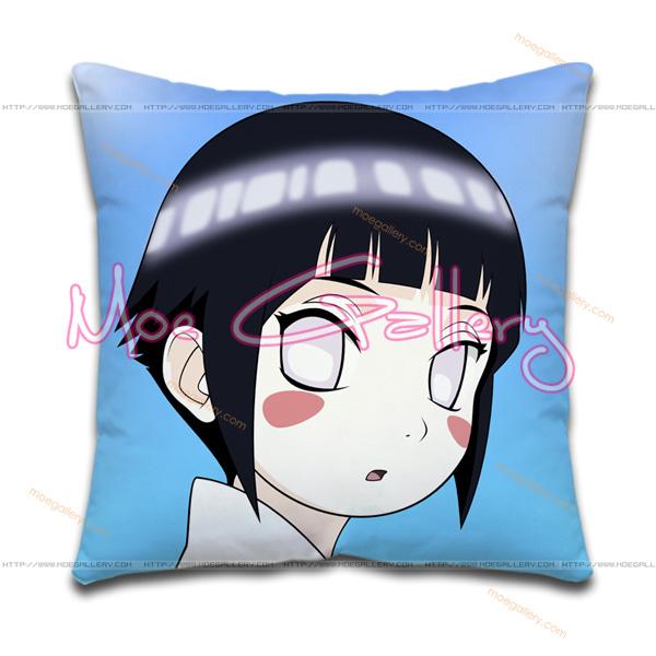Naruto Hinata Hyuga Throw Pillow 01