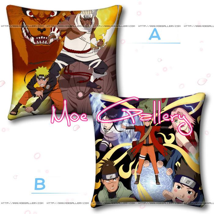 Naruto Naruto Uzumaki Throw Pillow 03