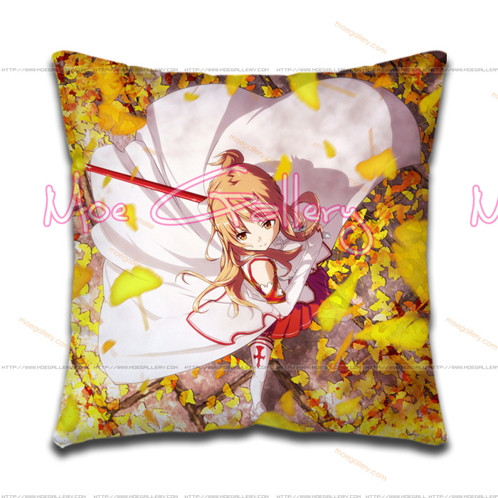 Sword Art Online Asuna Yuuki Throw Pillow 01